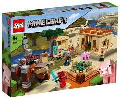 <b>Конструктор LEGO Minecraft</b> 21160 Патруль разбойников ...