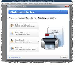QuickBooks and Office        Accountex Report
