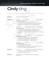 Computer Science Resume  resume for freshers engineering students