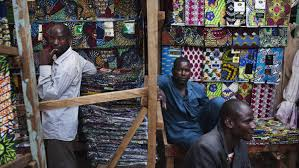 West <b>Africans</b> are ditching Dutch wax prints for Chinese made ...