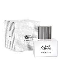 Eau de Parfum <b>ALPHA HOMME</b> MMXVIII pour homme | <b>Estel</b> ...