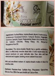 Image result for omhealth Anti age Renewal Flora Facial Scrub