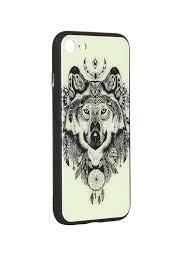 <b>Чехол</b> для <b>APPLE</b> iPhone X Волк FX CASE GiDGC iPX WOLF ...