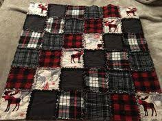 Black and Red <b>plaid flannel quilt</b> | Comforter inspiration | Quilts ...