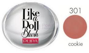 <b>PUPA LIKE A DOLL</b> COMPACT BLUSH 301