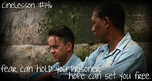 shawshank redemption hope