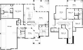 Two Storey Family House Plans With Four Bedrooms   HomesCorner ComTwo Storey Family House Plans With Four Bedrooms