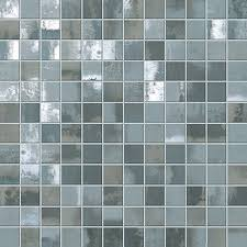 <b>Fap Ceramiche</b> Evoque Acciaio Silver Mosaico 30.5x30.5 <b>мозаика</b>