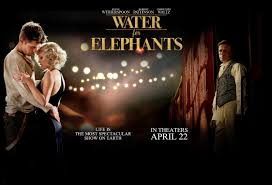 water for elephants movie ink net iu0026 39 m fully prepared for film