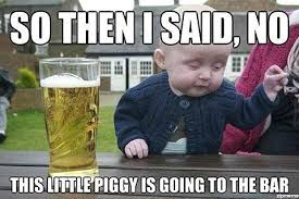 Irish piggies are so very agreeable... in a belligerent sort of ... via Relatably.com