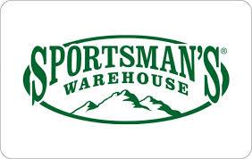 Sportsman's Warehouse Gift Card   Kroger