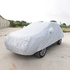 XXL Full Car Cover <b>Effectively Block</b> Sun UV Radiation Waterproof ...