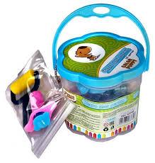 Купить <b>набор для лепки</b> из теста <b>Color</b> Puppy 18 цветов 315 гр ...