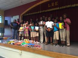 dougherty county school system m m mars donates sweet gifts to lamar reese students