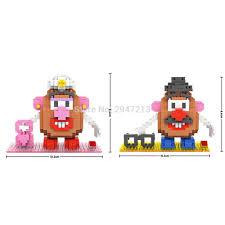 <b>hot LegoINGlys creators classic</b> Cartoon mr potato head MS figures ...