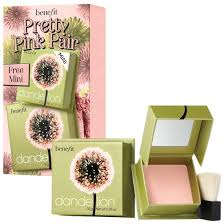 <b>Benefit Pretty Pink Pair</b> Dandelion Blush & Brightening Powder
