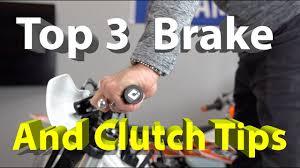Top 3 <b>Clutch</b> and <b>Brake</b> Lever Tips for <b>Dirt Bikes</b> - YouTube