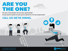we are growing and hiring are you the one we have licensed and post a comment