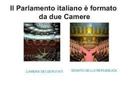 Organizzazione Della Camera Dei Deputati : Mod parlamento parte prima