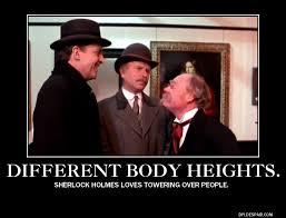 Sherlock Holmes demotivational poster 9 by MrsJokerQuinn on DeviantArt via Relatably.com