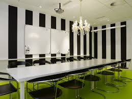 gorgeous black white home office office conference room wall designs astonishing cool home office decorating
