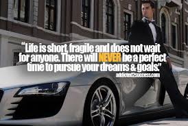 There Will Never Be A Perfect Time To Pursue Your Dreams And Goals ... via Relatably.com