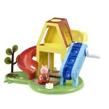 Площадка Пеппы-<b>неваляшки</b> с <b>фигуркой Peppa Pig</b> – купить по ...