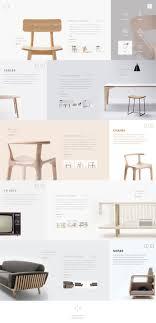 modern web design trends best furniture design websites