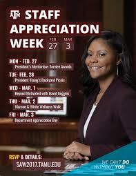 printable flyers staff appreciation week texas a m university staff appreciation week flyer 3