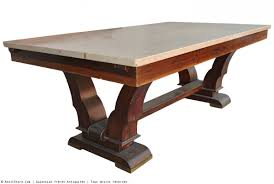 Travertine Dining Room Table 1940 Dining Room Table Rosewood Tray Travertine Ref20614