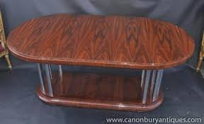 art deco rosewood dining table diner furniture art deco rosewood dining