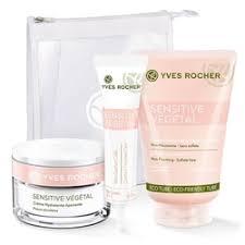 «Косметичка Ив Роше / <b>Yves</b> Rocher <b>Набор</b> из 3-х полосатых ...