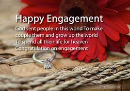 Happy Engagement Wishes Sms For Friends and Family