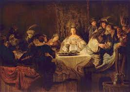 sex essay about christian sexuality written at a catholic school rembrandt s depiction of samson s marriage feast
