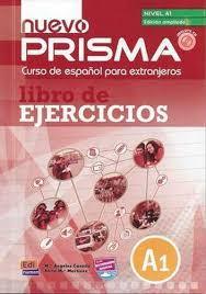 Nuevo Prisma A1: Exercises Book by Nuevo Prisma Team, Anna ...