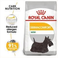 <b>Royal Canin Mini Dermacomfort</b> Dry Dog Food - From £16.08