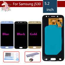<b>10pcs</b>/<b>lot</b> LCD For SAMSUNG Galaxy J5 2017 <b>Display Touch</b> ...