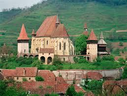 Деревни с укрепленными церквями в Трансильвании
