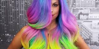 Terlihat <b>Eye Catching</b>, 10 Inspirasi Warna Rambut Ini Bikin Kamu ...