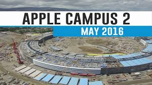 new apple office cupertino apple campus 2 may 2016 construction update 4k apple office