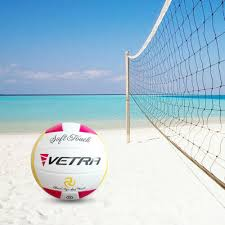 Vetra <b>Volleyball Soft</b> Touch Olympic <b>Volley</b> Ball Official Outdoor ...