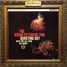 Джаз :: The <b>Oscar Peterson</b> Trio'62 – <b>Bursting</b> Out/With The All Star ...