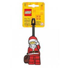 <b>Lego Classic</b> Бирка для багажа Santa Claus - Акушерство.Ru