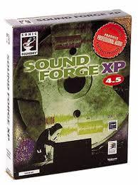 Resultado de imagem para sound forge 4.5