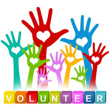 campus job opportunities volunteer opportunities logo