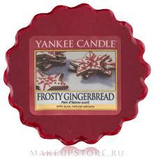 <b>Ароматический воск</b> - Yankee Candle <b>Wax</b> Frosty Gingerbread ...