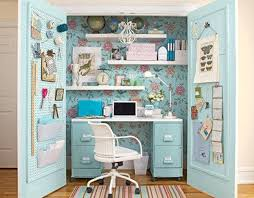 cool and stylish home office with closet design amazing home office interior