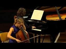 <b>Hélène Grimaud</b> e <b>Sol Gabetta</b>, Duo; Brahms - Debussy. - YouTube