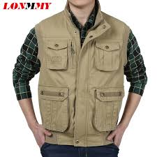 <b>LONMMY</b> Plus size <b>5XL 6XL 7XL</b> Casual vest mens clothing ...