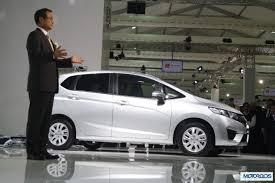 new car launches march 2014Honda Jazz Auto Expo 2014 India  CFA Vauban du Btiment